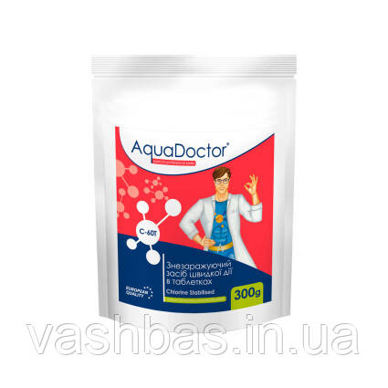AquaDoctor Хлор AquaDoctor C-60T 0,3 кг. в таблетках