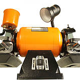 Заточний верстат для твердосплавного інструменту WorkMan 6L, фото 4