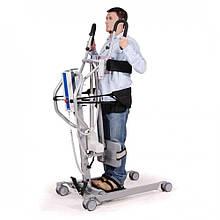 Електричний інвалідний підйомник на акумуляторах Aacurat Albatros Праймед