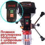 Свердлильний верстат WorkMan DP12VL з безступінчатим регулюванням обертів, фото 3