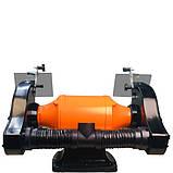 WorkMan CH250 точило 250мм с системой пылеудаления, фото 4