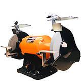 WorkMan CH250 точило 250мм с системой пылеудаления, фото 6