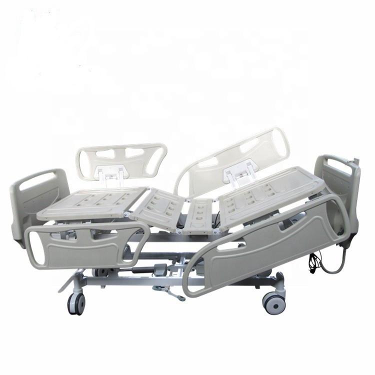 5-Функціональне Електричне Лікарняне Ліжко з запасними батареями, механічна КПП ВТ-АЕ007A Праймед