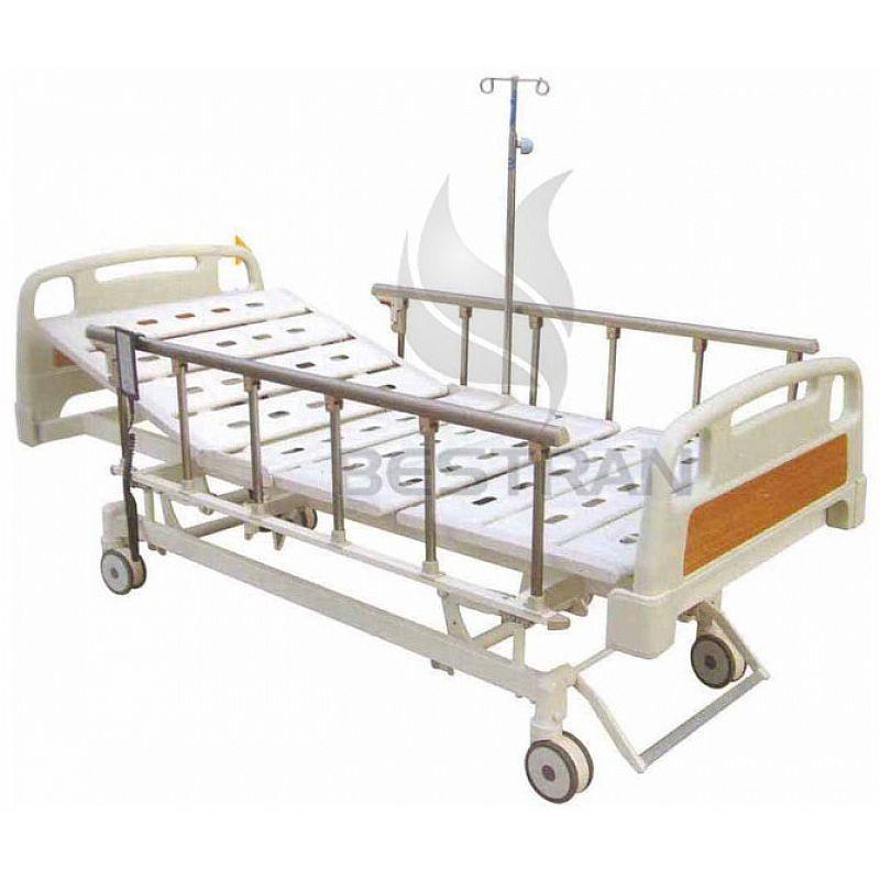 3-Функціональне Електричне Лікарняне Ліжко BT-AE104 Праймед