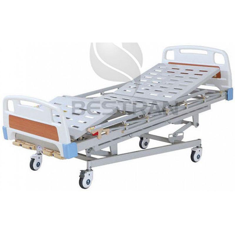 5-Функціональне Механічне Лікарняне Ліжко BT-AM002 Праймед