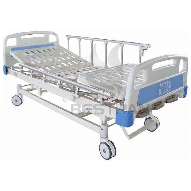 3-Секційне Механічне Лікарняне Ліжко BT-AM105 Праймед