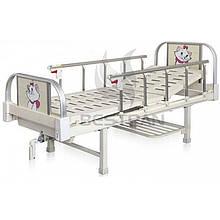 1-Колінне Механічне Дитяче Лікарняне Ліжко BT-AB001 Праймед