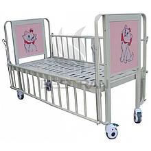 1-Колінне Механічне Дитяче Лікарняне Ліжко BT-AB002 Праймед
