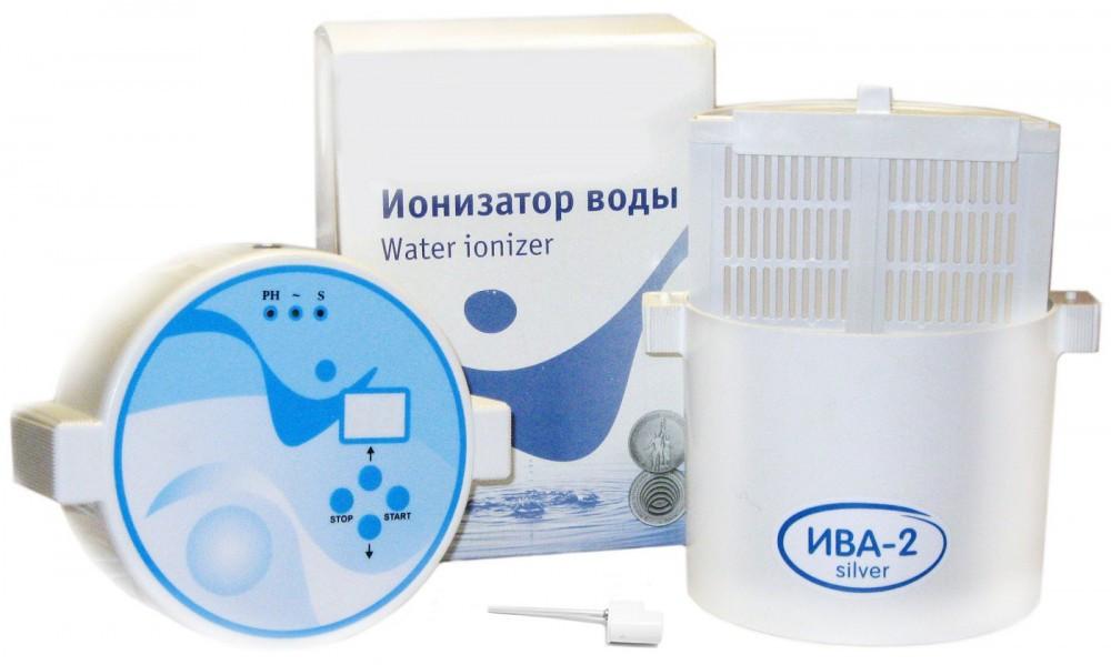 Активатор воды Ива-2 Silver (ионизатор–осеребритель) Праймед