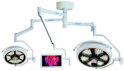LED безтіньова операційна лампа з камерою та монітором BT-LED 700500B-TV Праймед