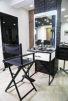 Стол для парикмахера с ящиком и подсветкой, фото 1