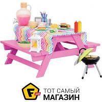 Мебель Our Generation Стол для пикника с аксесуарами (BD37352Z)