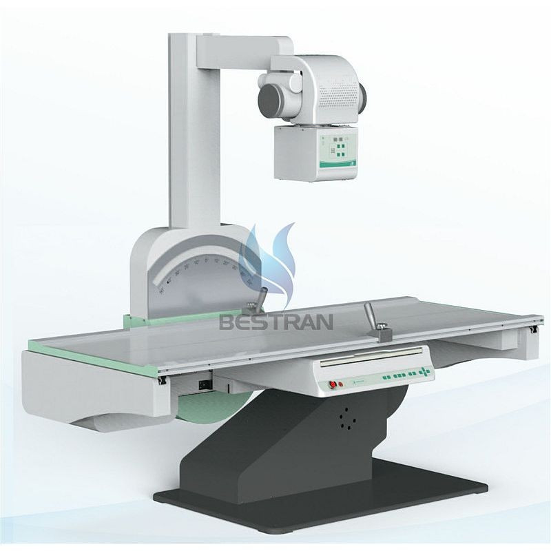 Високочастотна Електронна панельна Флюороскопічна система BT-XR17 Праймед