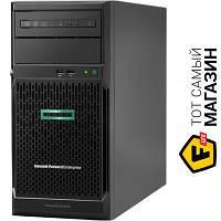 Сервер HP Сервер HPE ProLiant ML30 Gen10 E-2124 3.3GHz 4-core 1P 8GB-U S100i 4LFF NHP 350W PS Entry Server (P06781-425)