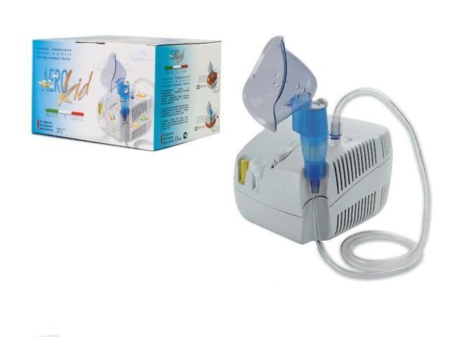Детский компрессорный ингалятор (небулайзер) AERO KID CX Праймед