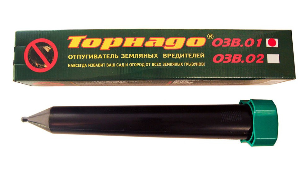 ТОРНАДО-ОЗВ-01 Праймед