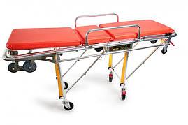 Каталка для автомобілів швидкої медичної допомоги YDC-3A Праймед зі знімними ношами