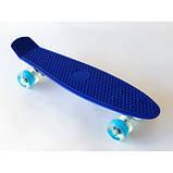 Пенни борд (пенниборд) 2211 Penny Board сиреневый, фото 6