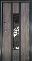 Двері вхідні, МДФ, 960x2050, зовнішні, праві, №5200015