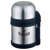 Термос пищевой из нержавеющей стали Bohmann BH 4206 600 мл