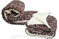 """Одеяло """"Главтекстиль"""" мех овчины, 180х210см, расцветка в ассортименте Артикул: 6339"""
