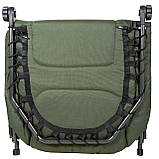 Карповая раскладушка для рыбалки природы Ranger Easyrest до 160 кг нагрузки + чехол, фото 9