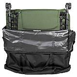 Коропова розкладачка для риболовлі природи Ranger Easyrest до 160 кг навантаження + чохол, фото 10