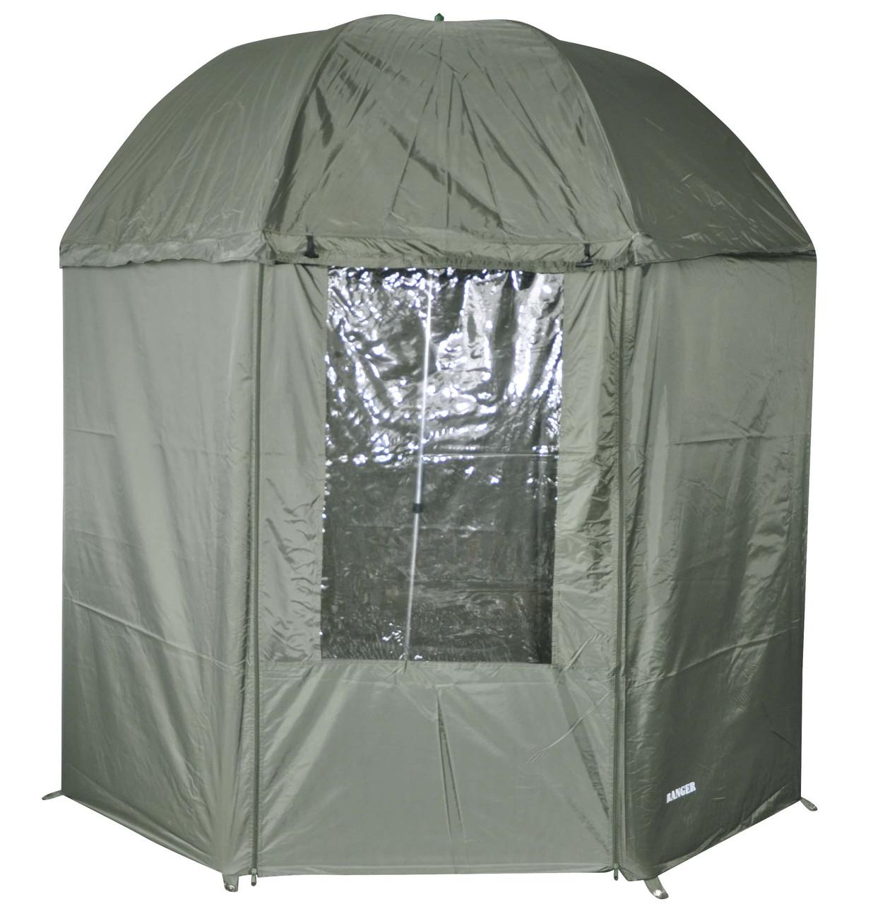 Зонт-палатка туристический Ranger Umbrella 50  100% нейлон для рыбалки природы