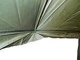 Зонт-палатка туристический Ranger Umbrella 50  100% нейлон для рыбалки природы, фото 8