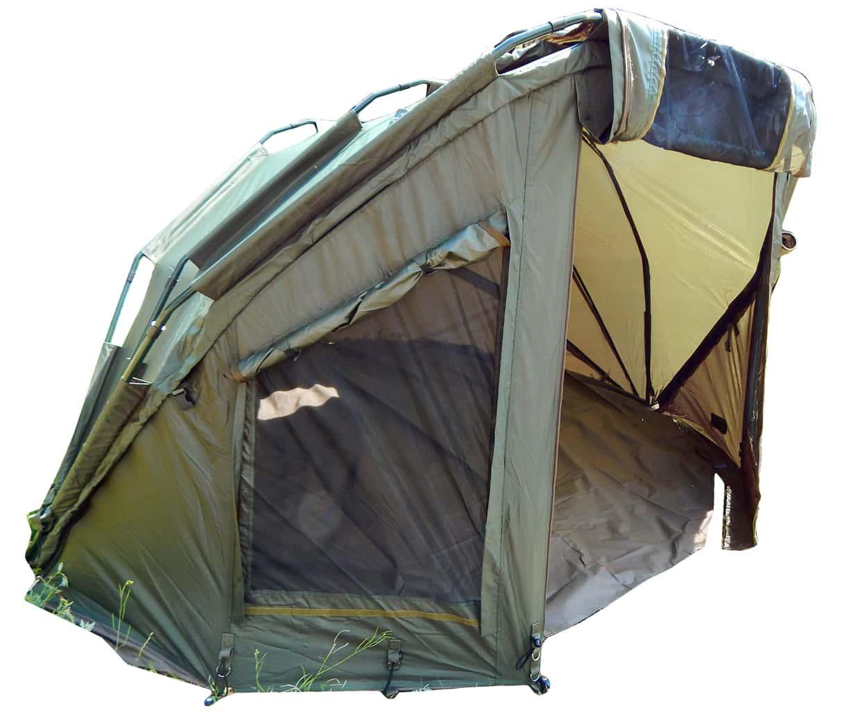 Палатка туристическая Ranger EXP 2-MAN Нigh для рыбалки природы оливково-зеленая