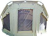 Палатка туристическая Ranger EXP 2-MAN Нigh для рыбалки природы оливково-зеленая, фото 2