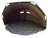 Палатка туристическая Ranger EXP 2-MAN Нigh для рыбалки природы оливково-зеленая, фото 5