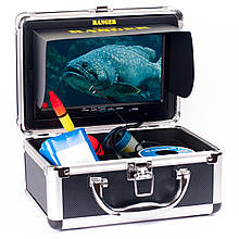 Подводная камера для рыбалки Ranger Lux Record 7 дюймов экран до 10 часов работы