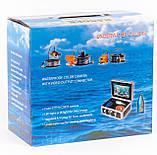 Подводная камера для рыбалки Ranger Lux Record 7 дюймов экран до 10 часов работы, фото 10