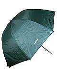 Зонт туристический Ranger Umbrella 2.5M для рыбалки природы пляжа темно-зеленый, фото 5