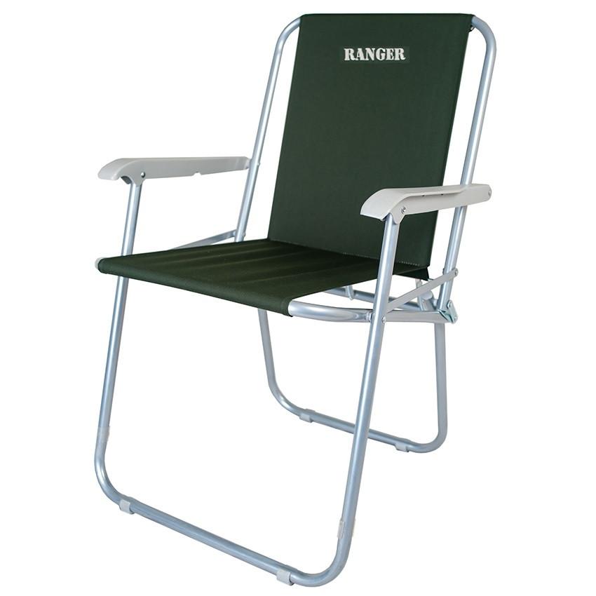 Кресло складное для дачи природы пикника  Ranger Rock FC-040  до 120 кг нагрузки