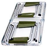 Комплект мебели складной для дачи природы пикника Ranger ST 402 стол + 4 стула + чехол, фото 4