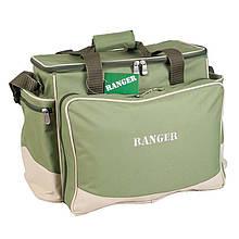 Набор посуды для пикника Ranger Rhamper Lux  НВ6-520 на 6 персон с термоотделом на 29 литров