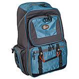 Рюкзак рыбацкий для снастей Ranger bag 1 2 отделения + 4 контейнера, фото 2