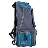 Рюкзак рыбацкий для снастей Ranger bag 1 2 отделения + 4 контейнера, фото 3
