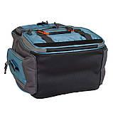 Рюкзак рыбацкий для снастей Ranger bag 1 2 отделения + 4 контейнера, фото 6