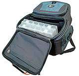 Рюкзак рыбацкий для снастей Ranger bag 1 2 отделения + 4 контейнера, фото 10