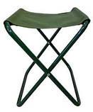 Стул складной для рыбалки природы пикника Ranger Oril до 80 кг нагрузки зеленый, фото 2
