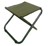 Стул складной для рыбалки природы пикника Ranger Seym до 110 кг нагрузки зеленый