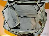 Стул-рюкзак  складной для рыбалки природы пикника Ranger FS 93112 RBagPlus до 120 кг нагрузки, фото 5