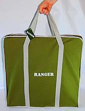 Чохол для столу складного Ranger 62х62х8,5 см зелений