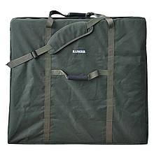 Чехол для карповой раскладушки и кресла Ranger   86х81х22 см зеленый
