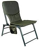 Кресло складное для рыбалки природы пикника  Ranger Титан до 140 кг нагрузки + чехол, фото 3