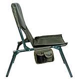 Крісло доладне для риболовлі природи пікніка Ranger Титан навантаження до 140 кг + чохол, фото 4