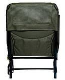 Кресло складное для рыбалки природы пикника  Ranger Титан до 140 кг нагрузки + чехол, фото 5